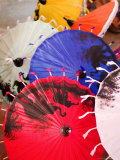 Painted Umbrellas  Bo Sang  Thailand