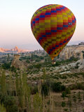 Balloon Ride over Cappadocia  Turkey