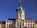 Palace  Schloss Charlottenburg  Berlin  Germany