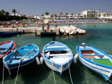 City Port and Beaches  Otranto  Apulia  Italy