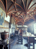 South Solar Room  Bunratty Castle  near Shannon  County Clare  Ireland