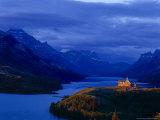 Prince of Wales Hotel  Wateron Lakes National Park  Alberta  Canada