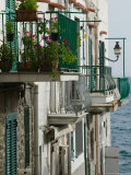 Building Detail  Ischia  Bay of Naples  Campania  Italy