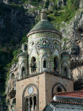 Bell Tower of the Chiostro del Paradiso  Amalfi  Campania  Italy