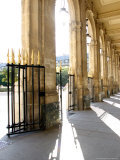 Jardin du Palais Royal  Royal Palace Garden  Paris  France