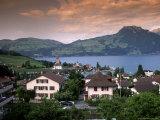 Lake Thun  Spiez  Lucerne