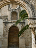 Basilica of Saint John the Evangelist  Syracuse  Sicily  Italy