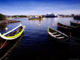 Ferry Arriving  Norwegian Maritime Museum  Bygdoy Peninsula  Oslo  Norway