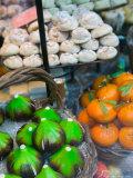 Marzipan Fruits  Corso Umberto 1  Taormina  Sicily  Italy