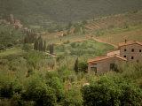 Tuscan Villa View  Radda in Chianti  II Chianti  Tuscany  Italy