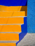 Colorful Stairs  Guanajuato  Mexico