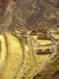 Sacred Valley of the Incas  Pisac  Peru