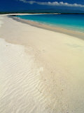 White Sand Beach  San Cristobal Island  Galapagos Islands  Ecuador
