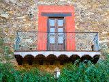 Grounds and Buildings of Historic La Valenciana Mine  Guanajuato State  Mexico
