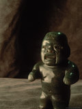 Boca Baby  Olmec  Jade  National Museum of Anthropology and History  Mexico City  Mexico