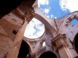 Cathedral Ruins  Antigua  Guatemala