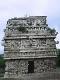 Part of The Nunnery  Grupo de las Monjas  Chichen Itza  Mexico