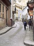 Street Scene  Guadalajara  Mexico