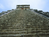 Chichen Itza Castle  El Castillo de Chichen Itza  Mexico