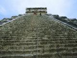 Chichen Itza Castle  El Castillo de Chichen Itza  Mexico