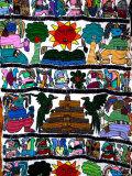 Bright Textile  Ixcel Textile Co-op  San Antonio Aguas Calientes  Guatemala