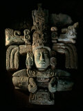David Webser  Corn God  Royal Maya Tomb II  Sepulturas  Copan  Honduras