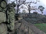 Royal Crypts  Jaguar God  Copan  Maya  Honduras
