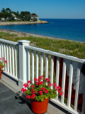 View from Beach House  Scituate  Massachusetts