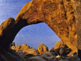 Arch Rock  Joshua Tree National Park  California  USA