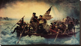 Washington Crossing the Delaware  c1851