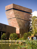Opening Day  New deYoung Museum  San Francisco  California  USA