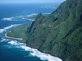 North Shore of Kauai  Hawaii  USA