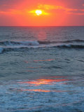 Sunrise  Silver Sands  Canaveral National Seashore  Florida