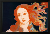 Details of Boticelli's Birth of Venus  c1984