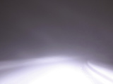 Close-up of a Smoky Gray Background with White Illumination