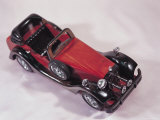 A Model of an Antique Car