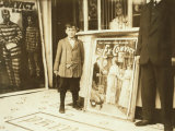 12-Year Old Usher in Princess Theatre  Birmingham  Alabama  c1914