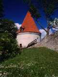 One of Kuressaare Castle's Corner Towers  Kuressaare  Estonia