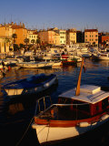 Harbour at Dusk  Rovinj  Croatia