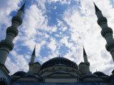 Azadi Mosque  Ashighabat  Turkmenistan