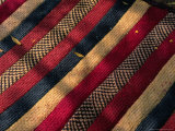 Detail of Traditional Nomad Straw Mat  Djibouti  Djibouti