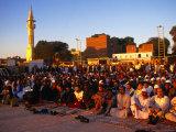 Eid-Al-Fitr Prayers Ending Ramadan  Edfu  Egypt