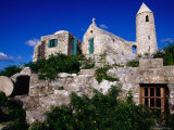 The Hermitage Sits on Top of Mt Alvernia  Cat Island  Bahamas