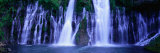 Macarthur-Burney Falls  Macarthur-Burney State Park  California  USA