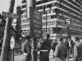 Accentuating the Division  Post-War Berlin  c1948