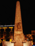 National Monument at Dam Square  Amsterdam  Netherlands