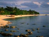 Pulau Selingan Beach in Turtle Islands National Park  Sabah  Malaysia
