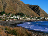 Coastal Fishing Village in Wairarapa Region  Ngawi  Wellington  New Zealand
