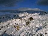 Bellecote Glacier  La Plagne  Savoy  France