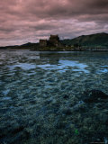 Eilean Donan on Loch Duich  Dornie  United Kingdom